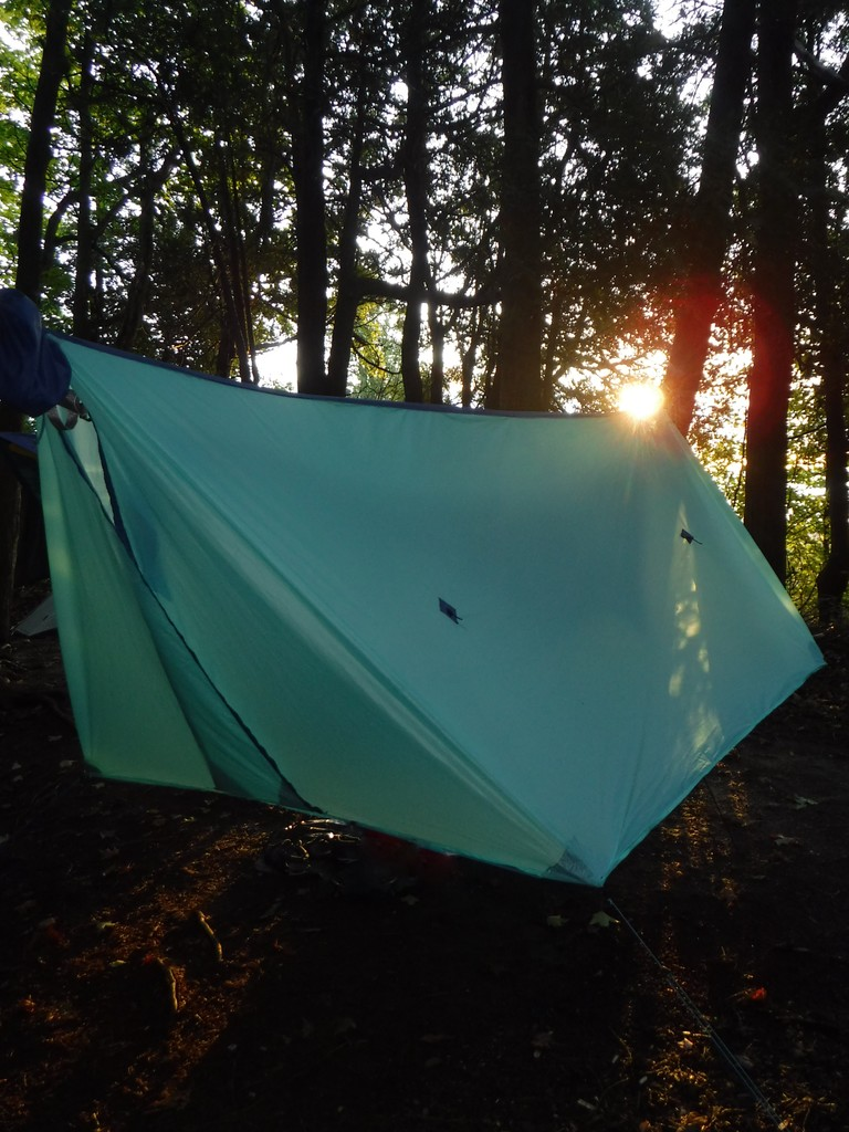 Customer Project: Winter12 Hammock Tarp