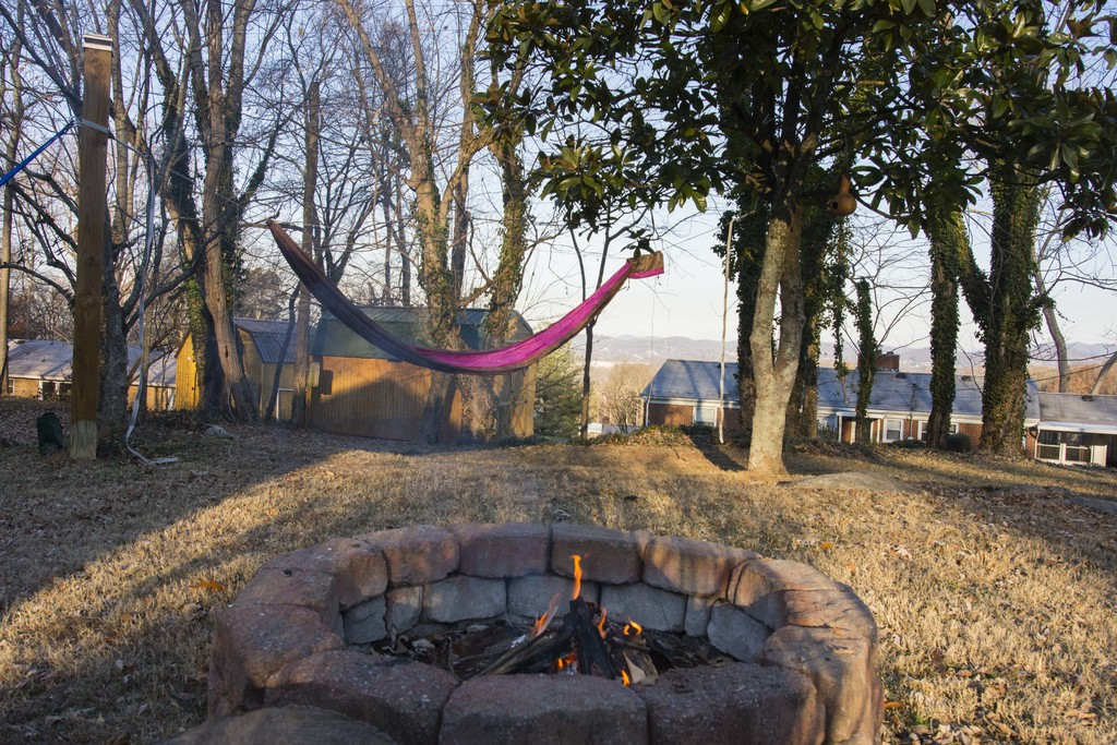 Customer Project: The Gibson double layer hammock