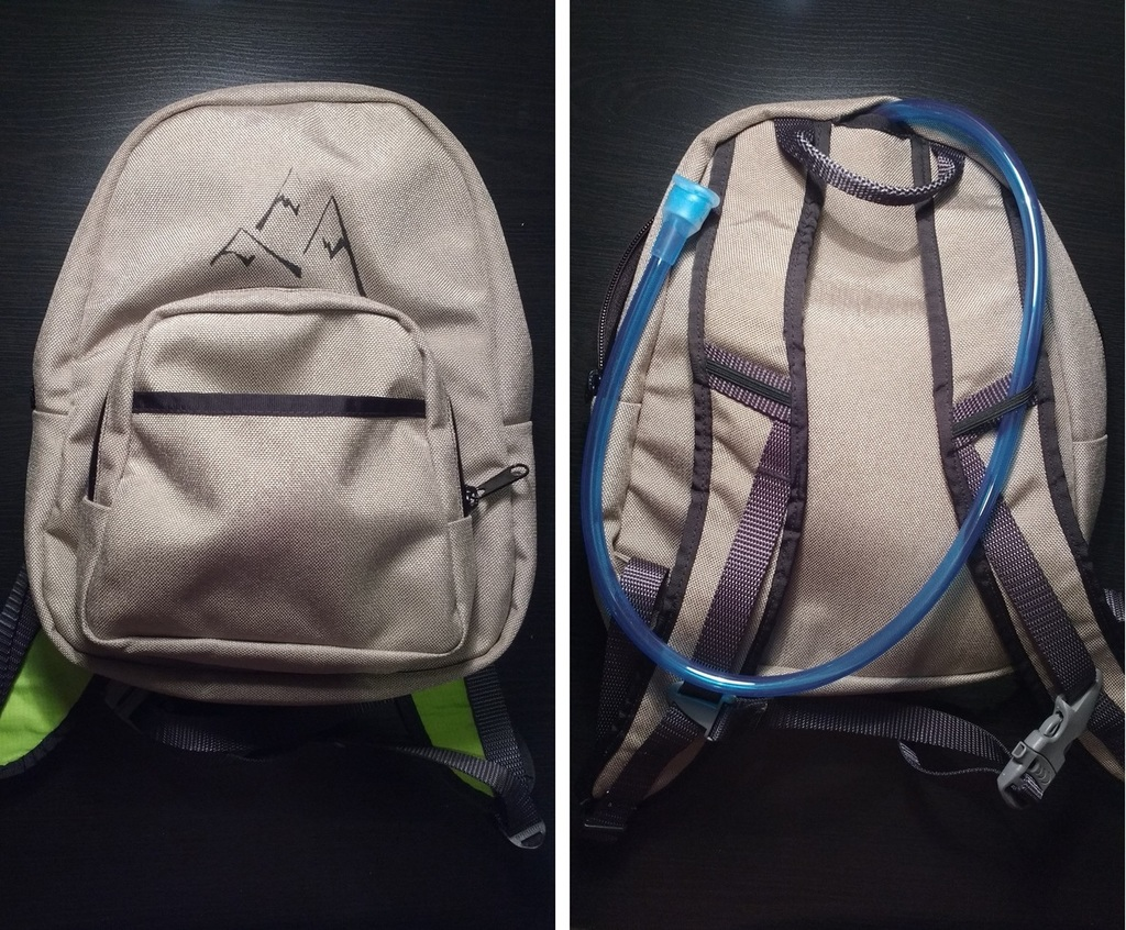 Customer Project: Small Skiing Backpack