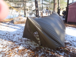 Customer Project: Jim's Tarp