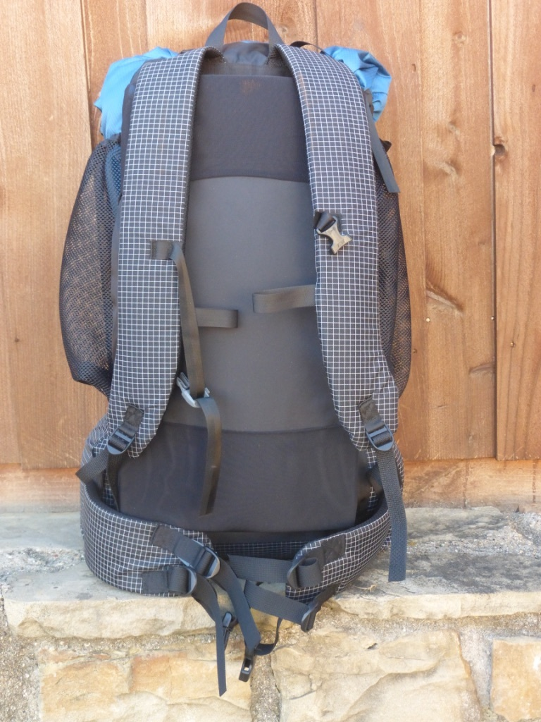 Customer Project Modified G4 Backpack Ripstop By The Roll